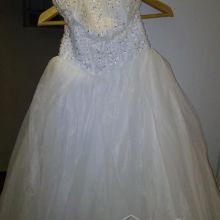 Свадебное платье объявление продам
