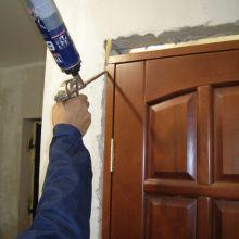 Установка и реставрация дверей Жодино, Борисов объявление услуга