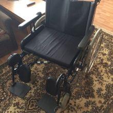Прокат широкой инвалидной коляски объявление услуга