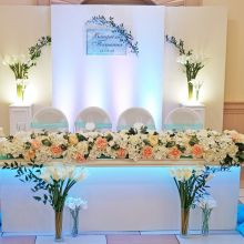 Украшение свадеб Молодечно декор флористика оформление свадебных залов объявление услуга