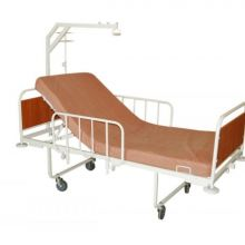 Прокат кровати медицинской 2-секционной механической объявление услуга