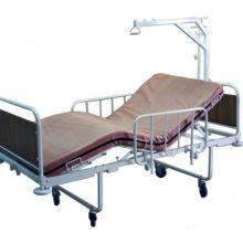 Прокат кровати медицинской 3-секционной механической объявление услуга