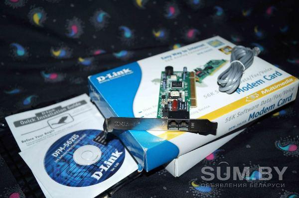 Модем D-Link DFM-562IS объявление продам