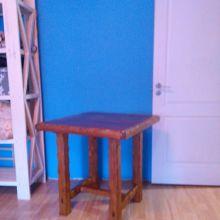 Стол из натурального дерева объявление продам