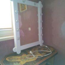 Зеркало косметическое (гримерное) с подсветкой объявление продам