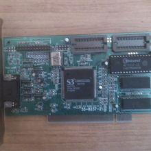 Видеокарта S3 Trio 64V2/DX PCI-V775V2C объявление продам