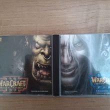 Диски с играми на пк Warcraft 3 объявление продам