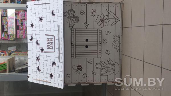 Дом-раскраска, ростовой высота 110 см объявление продам