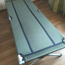 Раскладушка ПОХОД туристическая раскладная кровать объявление продам