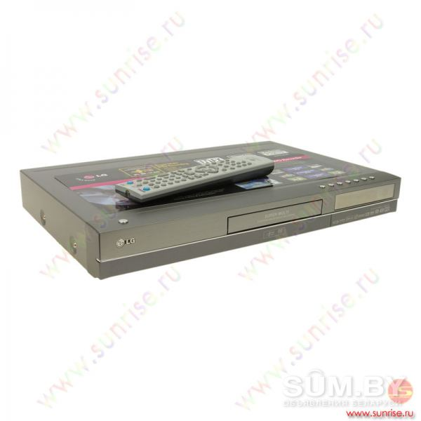 Мультиформатный DVD-рекордер LG DR-687DX с TV-тюне объявление продам