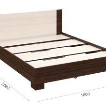 """Кровать """"Аврора"""" с основанием. Новая объявление продам"""