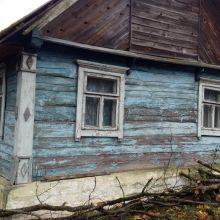 Дом деревянный на вывоз Зельвенский район д. Ростевичи объявление продам