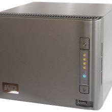 Сетевой накопитель NAS Western Digital ShareSpace (WDA4NC80000) на 4 HDD объявление продам