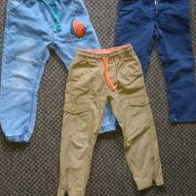 Джинсы, брюки на рост 104 см объявление продам