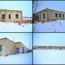Продается здание завода 782м2, аг. Старый Свержень, 72 км.от Минска объявление продам