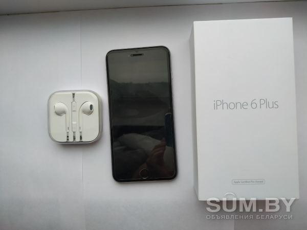 IPhone 6 plus 64 Gb объявление продам