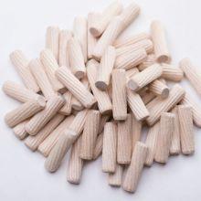 200 штук Деревянные мебельные штыри штифты шканты M8 x 30mm или M8 x 35mm объявление продам
