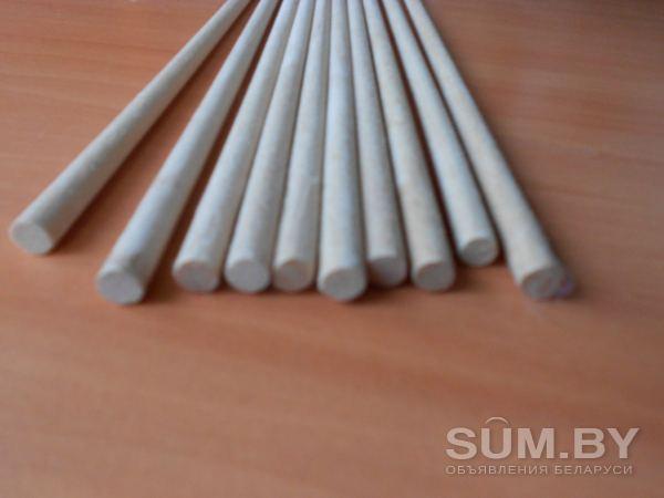 Деревянные стержни для ремесел 8мм 50см круглые незавершенные палочки объявление продам