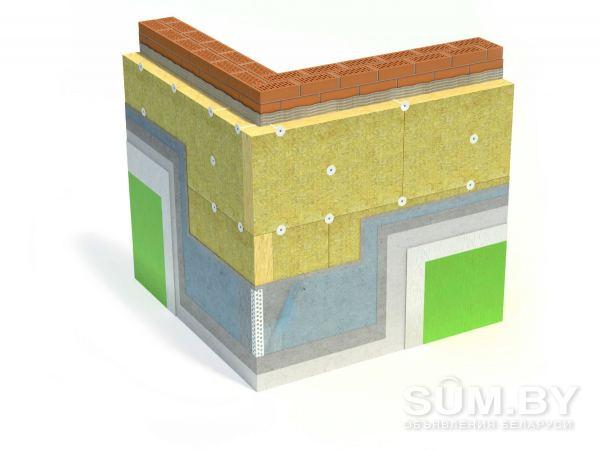 Утепление (теплоизоляция) фасада зданий, балкона, стен объявление услуга