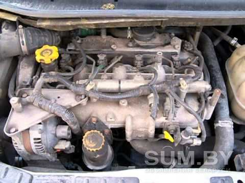 Двигатель вояджера 2005 по запчастям и мкпп объявление продам