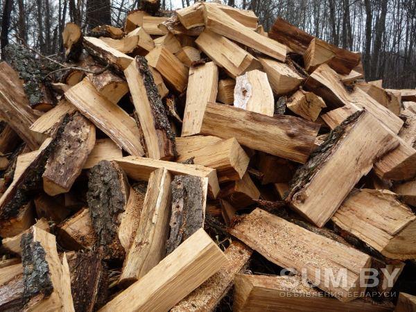 Продам дрова(колотые, чурки) объявление услуга