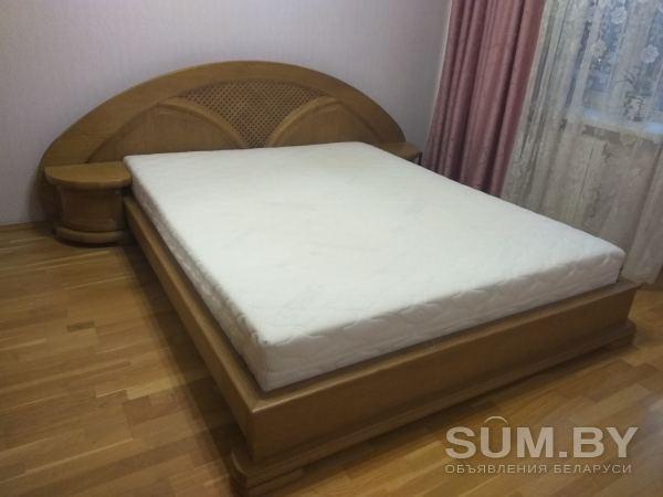 Продаю двухспальную кровать объявление продам
