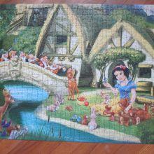 Пазл мозаика 1000 деталей объявление продам