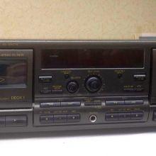 Двухкассетная дека Technics RS-TR575 объявление продам