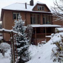 Шикарный дом с красивым благоустроенным участком объявление продам