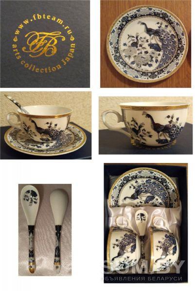 Набор чайный (6 предметов) на 2 персоны объявление продам