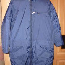 """Плащ - пальто """"Reebok » мужское объявление продам"""