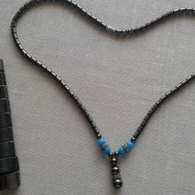 Бусы+ браслет из гематита(природный минерал) объявление продам