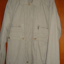 На время межсезонья - куртка мужская объявление