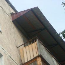 Балконные навесы. Козырьки объявление продам