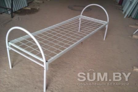 Кровати металлические армейского типа объявление продам