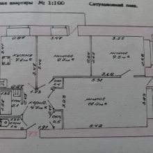 Меняю 3-х комнатную квартиру в г. Молодечно, по ул. Ф.Скорины, 16, на дом в г. Молодечно, или пригороде. Рассмотрю любые варианты объявление продам