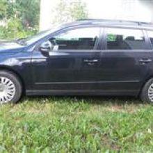 VW B6 Passat avant 1, 9 TDI 2007 объявление продам