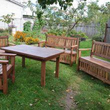 Красивая садовая мебель класса Эксклюзив объявление продам