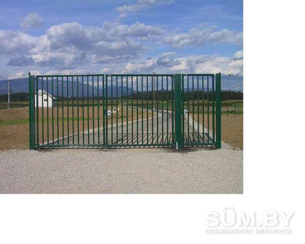 Ворота и калитки от производителя Доставка объявление продам
