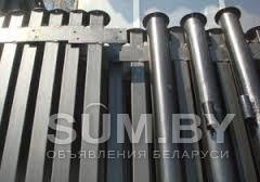 Металлические столбы для заборов с доставкой объявление продам