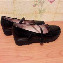 Туфли для девочки 34р объявление продам