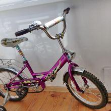 Детский велосипед для девочки 5 - 9 лет объявление продам