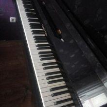 Пианино БЕЛАРУСЬ черное 2 педали объявление продам