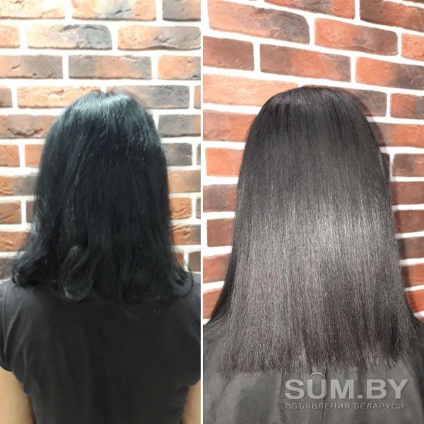 Кератиновое выпрямление волос объявление услуга