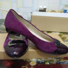 Туфли замшевые объявление продам