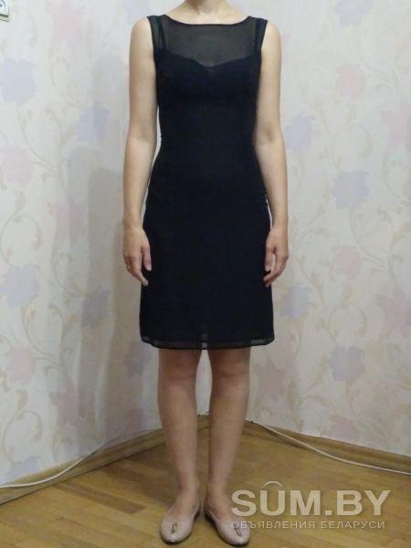 Платье шифон объявление продам