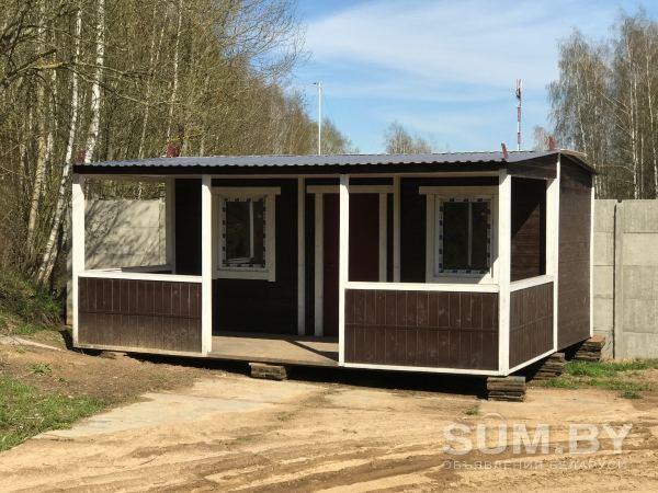 Деревянный домик с верандой объявление продам