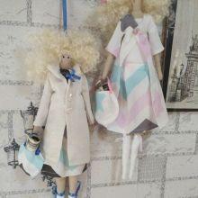 Интерьерная денежная кукла объявление продам