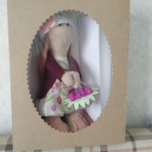 Интерьерная кукла объявление продам
