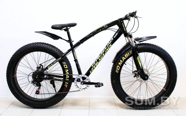 Велосипед Fat Bike объявление продам